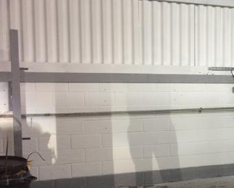 Warehouse Spraying