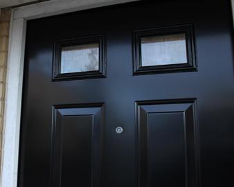 Faded Composite Door Repaint