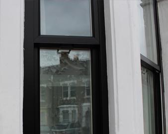 Sash Window Painting