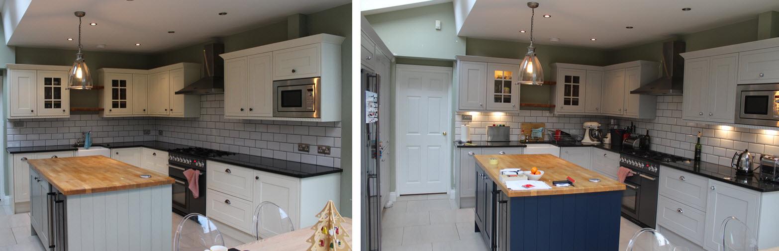 Miraculous Kitchen Cupboard Spray Painting In Teddington Download Free Architecture Designs Aeocymadebymaigaardcom